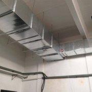 马鞍山高温风管和工业耐磨软管的安装专