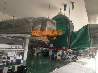 通风工程通风管道洁净的要求和设备材料