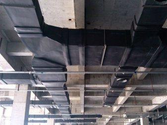 玻璃钢通风管道及部件的安装工作内容