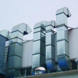 不锈钢螺旋风管重要参数和加工费用决定