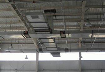 镀锌螺旋风管和玻璃钢风管的性能比较