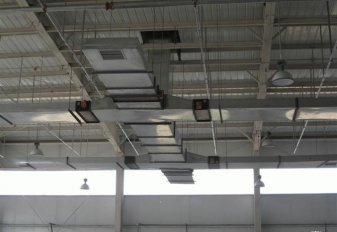 不锈钢螺旋风管的特性及安装要求