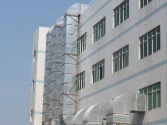 风管的安装和加工过程中要注意的6个问题